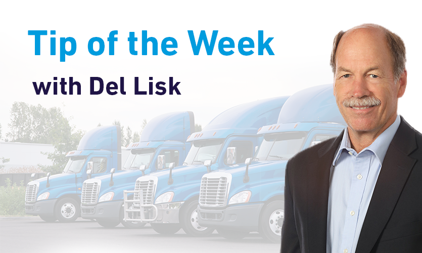Del Lisk tip of the week