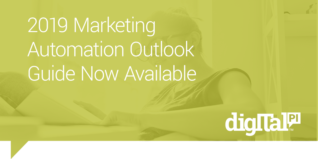 2019 Marketing Automation Outlook Guide