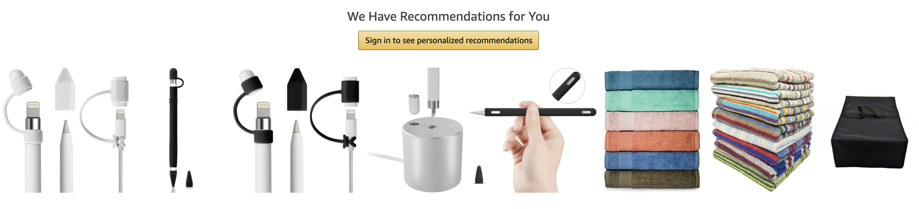 predictive content by amazon