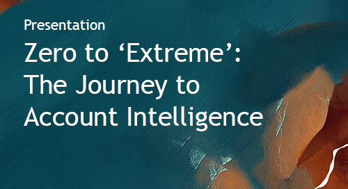 Intent Event 2019 - Extreme Networks presentation