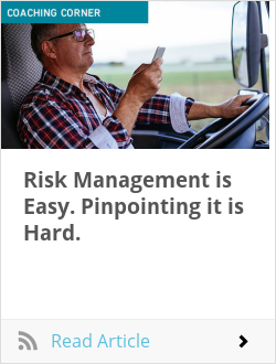 Risk Management is Easy. Pinpointing it is Hard.