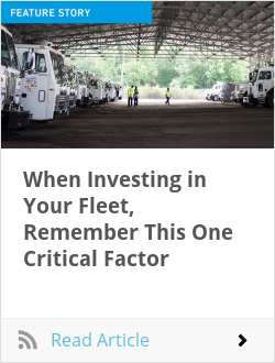 When Investing in Your Fleet, Remember This One Critical Factor