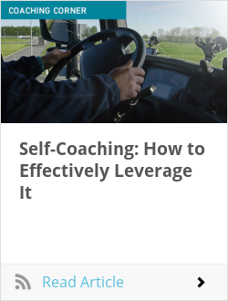 Self-Coaching: How to Effectively Leverage It