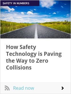 How Safety Technology is Paving the Way to Zero Collisions