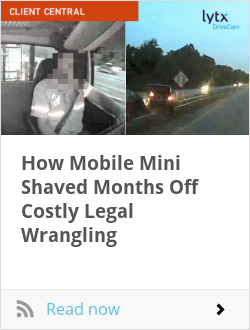 How Mobile Mini Shaved Months Off Costly Legal Wrangling