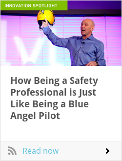 How Being a Safety Professional is Just Like Being a Blue Angel Pilot