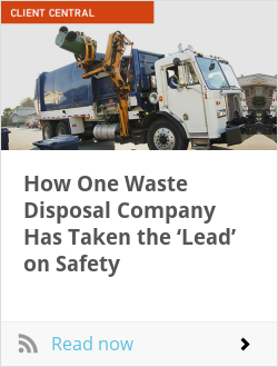 How One Waste Disposal Company Has Taken the 'Lead' on Safety
