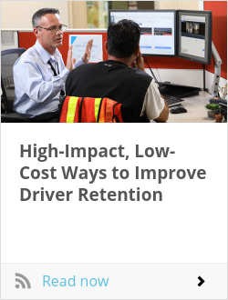 High-Impact, Low-Cost Ways to Improve Driver Retention
