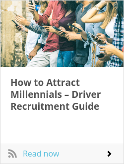 How to Attract Millennials – Driver Recruitment Guide