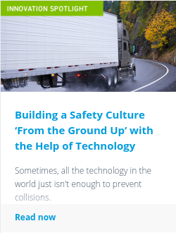 Building a Safety Culture 'From the Ground Up' with the Help of Technology