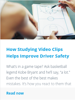 How Studying Video Clips Helps Improve Driver Safety