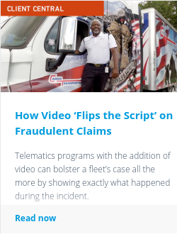 How Video 'Flips the Script' on Fraudulent Claims