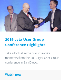 2019 Lytx User Group Conference Highlights