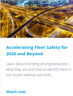 Accelerating Fleet Safety for 2020 and Beyond