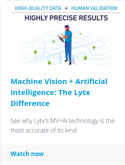 Machine Vision + Artificial Intelligence: The Lytx Difference