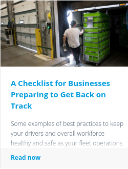 A Checklist for Businesses Preparing to Get Back on Track