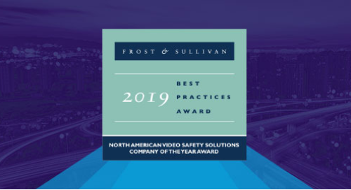 Frost & Sullivan Best Practices Research