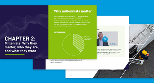 The adaptable generation - learn to engage the millennial technicians