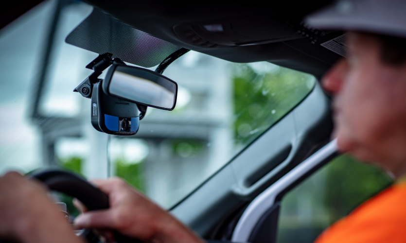 social distancing using video to check in with drivers
