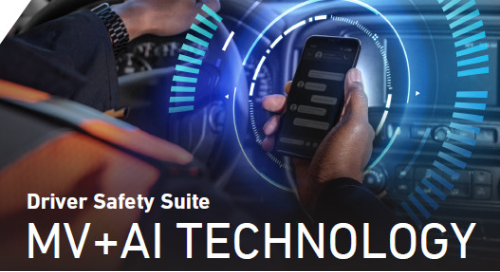 Lytx Driver Safety Suite: Machine Vision + Artificial Intelligence