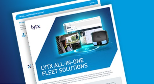 Lytx All-In-One Fleet Solutions