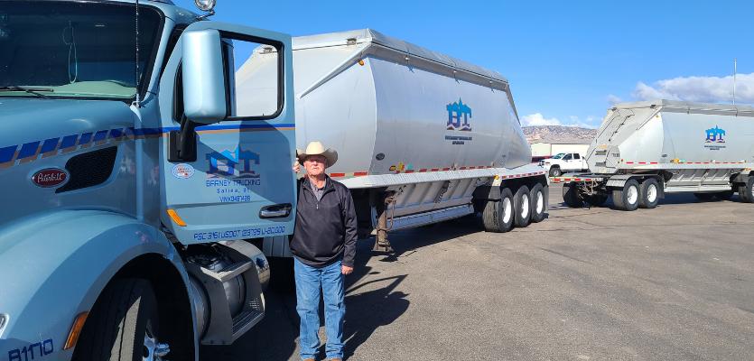 Jan Q Barney Trucking