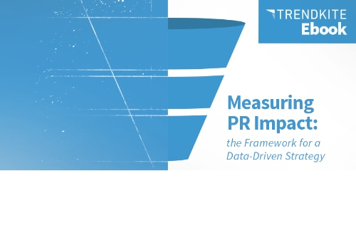 Measuring PR Impact: the Framework for a Data-Driven Strategy
