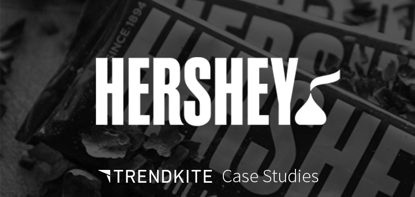 Hershey PR Metrics and Media Monitoring Case Study