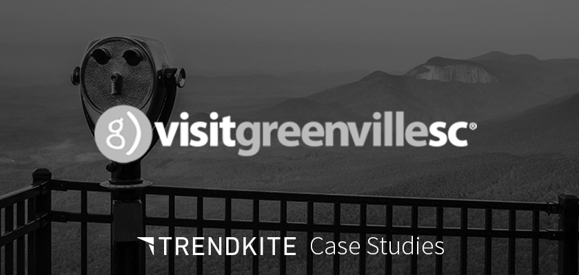 Visit Greenville PR Media Monitoring Case Study