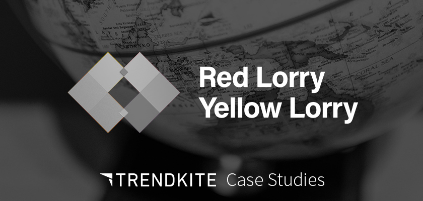 Red Lorry Yellow Lorry PR Reporting Case Study