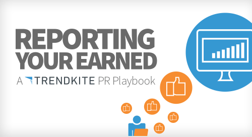 Reporting the total impact of your earned media?