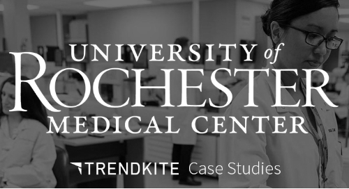 University of Rochester Medical Center Case Study