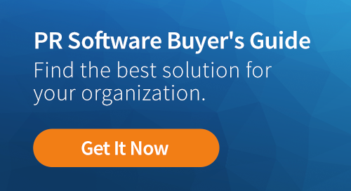 2019 PR Software Buyer's Guide
