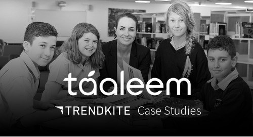 Taaleem Media Monitoring Case Study