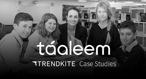 Taaleem Media Monitoring Case Study