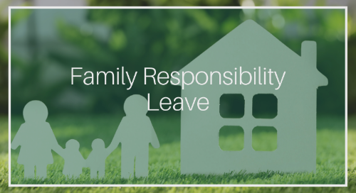 Family Responsibility Leave