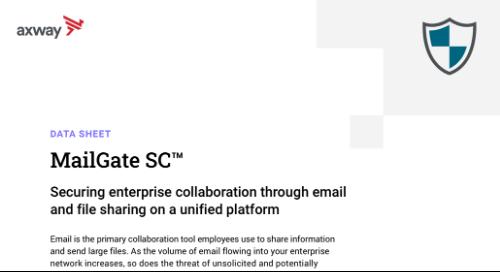 MailGate SC™