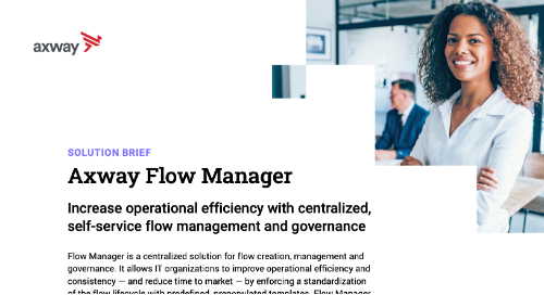 Axway Flow Manager