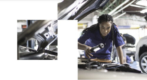 Major automotive industry manufacturer