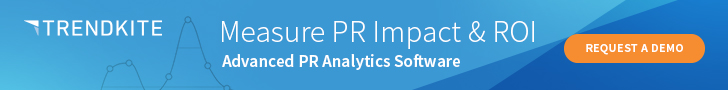 PR Analytics Software Tool