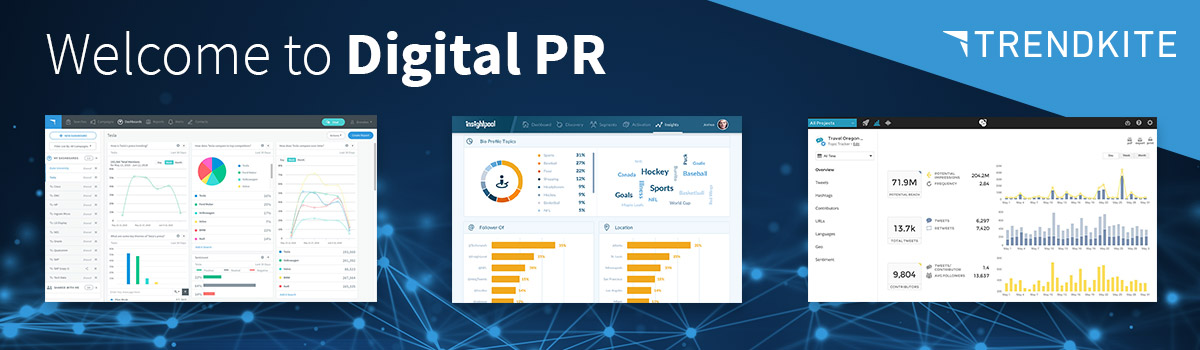 Welcome to Digital PR