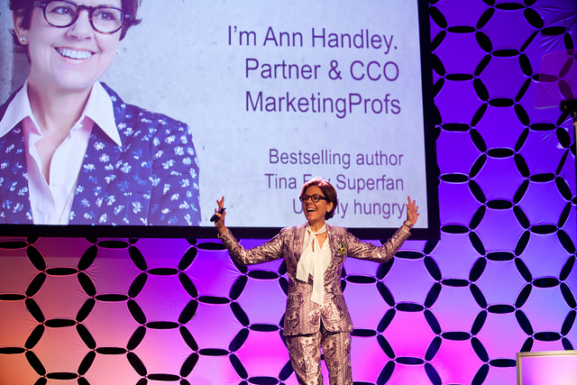 Handley PRSA ICON 2018 Keynote