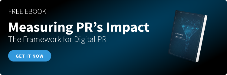 Measuring PR Impact eBook