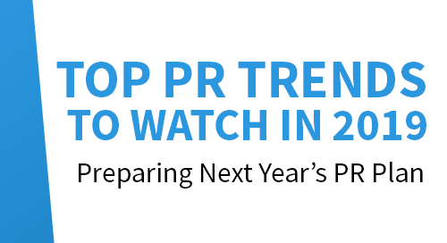 Digital PR Trends in 2019