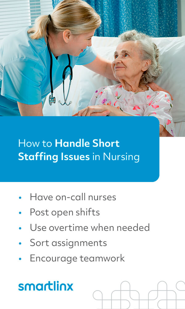 How to Handle Short Staffing issues in nursing