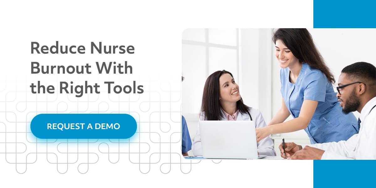 Reduce nurse burnout with SmartLinx