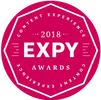 Content Experience Explorer Awards | Uberflip logo