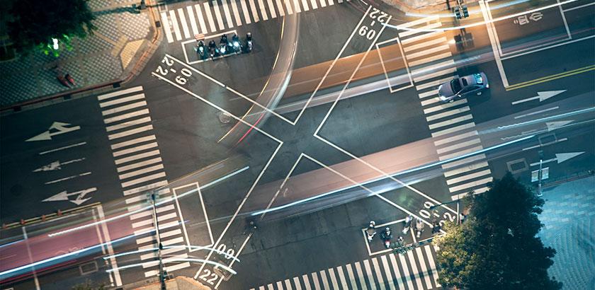 Intersection Mileage Reimbursement