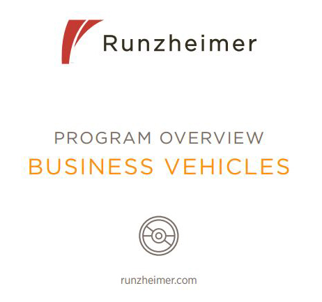 Benchmark Business Vehicle Program Overview