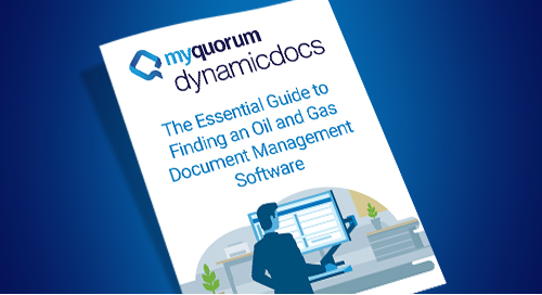 5 Tips to Take Oil and Gas Document Management Online